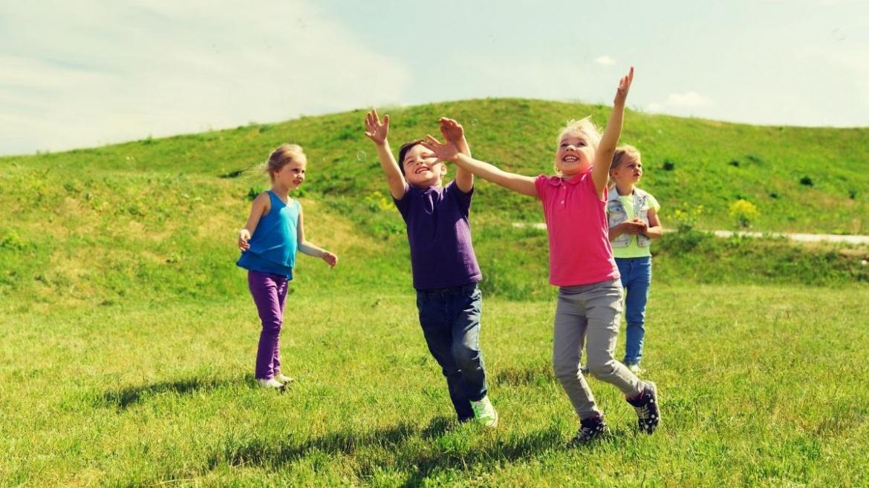 Energiczne dziecko – 5 pomysłów nazajęcia